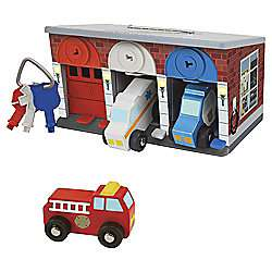 Melissa and Doug Lock and Roll Rescue Garage £11 @ Tesco