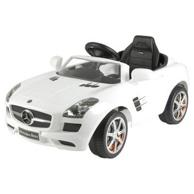Toyrific Electric Mercedes Sls Ride On £100 @ Tesco