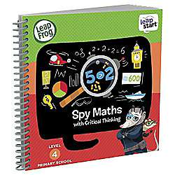Leapfrog Leapstart Primary School: Level 4 Maths Activity Book