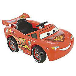 Disney Cars 3 McQueen 6V Electric Car Ride On