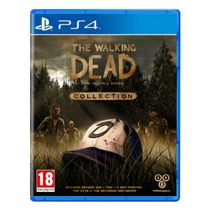 The Walking Dead Collection - The Telltale Series PS4 £10 @ smyths