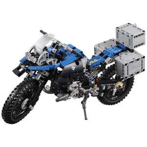 LEGO 42063 Technic BMW R 1200 GS Adventure - £36.50 @ Amazon