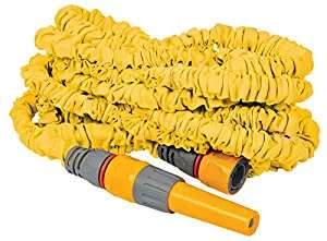 Hozelock Superhoze Extendable hose 40M for £24.99! at Amazon