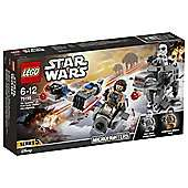 Lego Star Wars Speeder Vs First Order Microfighters 75195 now £12 (Free C&C) @ Tesco Direct