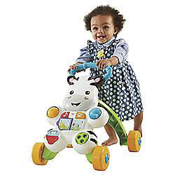 Fisher Price Learn With Me Zebra Walker £16.40 @ Tesco Direct (Free C&C)