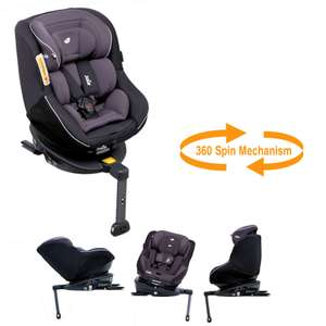 Joie Spin 360 car seat now only £198.95 @ free delivery - Online4baby