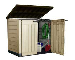 Keter Store It Out Max Garden Storage @Tesco Direct  £60 - (plus £3 delivery)