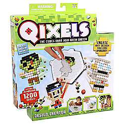 great game hrs of fun Qixels The Cubes That Join With Water Design Creato £7.50 @ Tesco