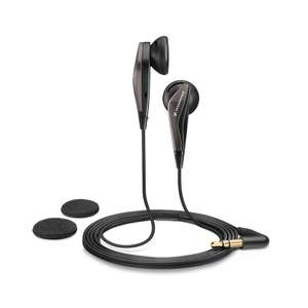 Sennheiser MX 375 In-Ear Headphones - Black, £5 at Amazon-add on item