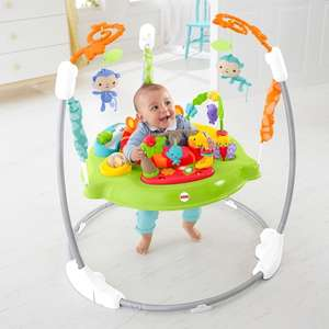 Fisher Price Roarin Rainforest Jumperoo £43 at Tesco Direct