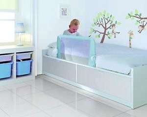 Lindam Easy Fit Bed Guard in Blue £12.50 at Tesco Direct