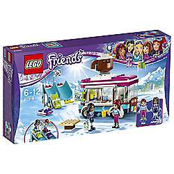 LEGO Friends Snow Resort Hot Chocolate Van 41319 - £8.50  c+c @ tesco direct
