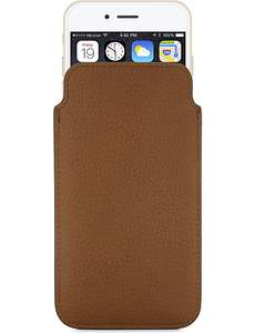 Mulberry Leather IPhone Cases / covers now only £35 @ Selfridges (6S Plus / 7 / 7S Plus) Free C&C or £5 Postage