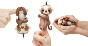 Half price Fingerlings including sloths, ombre, glitter versions and playsets from £7.50 @ Tesco Direct