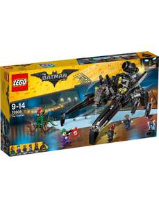 The Lego Batman Movie Scutler 70908 - £42 @ Selfridges (Free C&C at some stores)