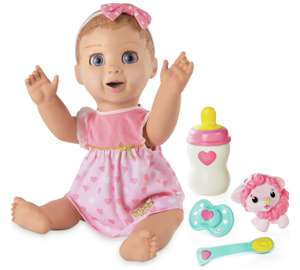 Luvabella Blonde Doll - £50 @ Tesco Direct