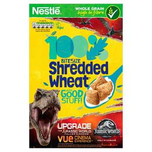Nestle Shredded Wheat Bitesize Cereal 500g for £1 @ Morrisons
