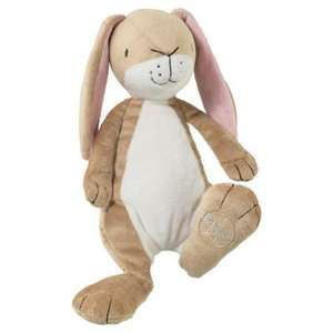 Guess How Much I Love You Large Hare Soft Baby Toy £6 at Tesco direct
