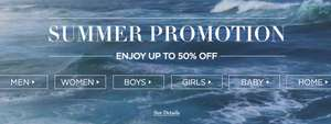 Ralph Lauren Summer Sale up to 50% off