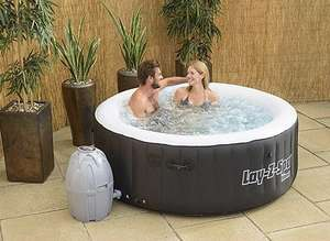 Lay-z-Spas from £251 at Tesco Direct