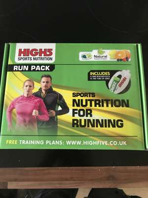 High 5 run/selection pack - £7.99 at LIDL