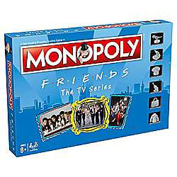 Monopoly - Friends Edition £15 Tesco C&C