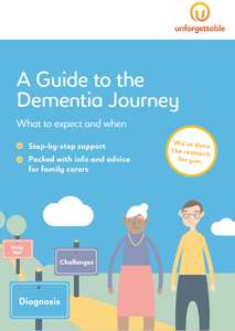 Free eBook - A Guide to the Dementia Journey