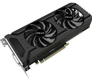 PNY GeForce GTX 1060 6GB Graphics Card £242.99 with code @Currys Ebay
