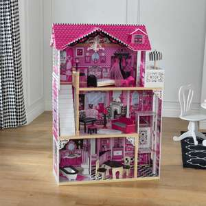 Amelia Dolls House £56 free C&C @ Tesco Direct