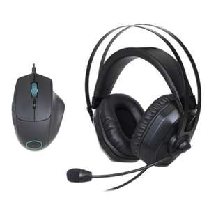 Cooler Master MasterMouse MM520 Mouse + Cooler Master MH320 Headset £35.57 for both delivered @ Box