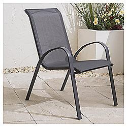 Tesco Seville Garden Chair, 4 pack - £40 + £7.95 Delivery @ Tesco Direct