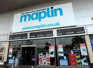Fill up a bag for £5 instore @ Maplin  - NORTHAMPTON STORE