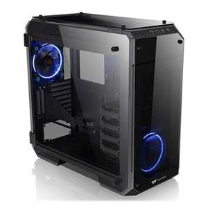 Thermaltake View 71 Tempered Glass Full Tower PC Gaming Case £134.98 / £146.47 delivered @ Scan