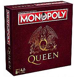 Queen Monopoly Board Game - £14 / Monopoly DC Comics - £15 / Monopoly Adventure Time - £15  @ Tesco Direct