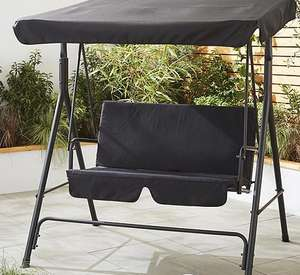 2 Seater Swing Seat £30 / £37.95 delivered @ Tesco