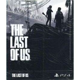 The Last of Us PS4 Skin Wrap - £3.99 @ Go2Games