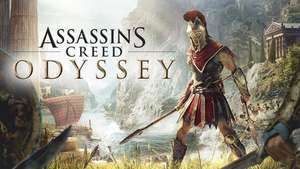 Free spartan DLC pack for Assassin's Creed Odyssey ( Which launches on October 5th for PS4, Xbox One, and PC.)