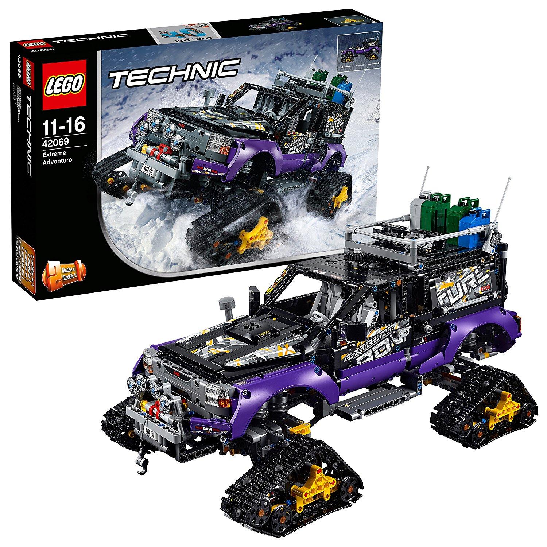 Lego Technic Extreme Adventure £79.99 @ Amazon