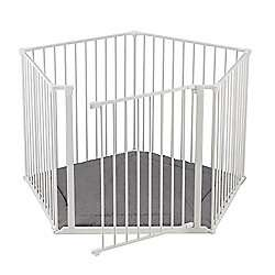 Baby Dan Playpen white £45 Tesco Direct  Free c and collect