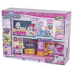 Shopkins Happy Places School House Playset £18 @ Tesco direct with free C&C