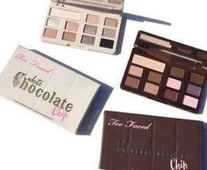 Too Faced Chocolate Chip Eyeshadow Palettes reduced at Selfridges - £15