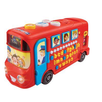 VTech Playtime Phonetic Bus £15 (£3.49 del) @ Debenhams