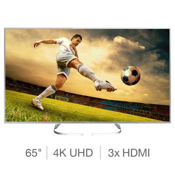 "Panasonic 50"" Ultra HD 4K HDR LED Television - TX-50EX700B - £396 @ Costco (Trafford)"