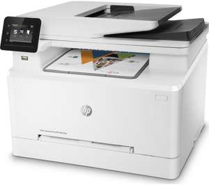HP LaserJet Pro MFP M281fdw Colour Laser Printer with Fax for £189.99  (£129.99 after £60 cashback) ALL IN ONE WIRELESS - Currys