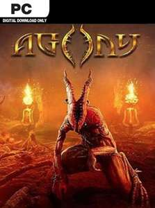 Agony PC £9.49 (£9.99 without FB Code) @ CDKeys