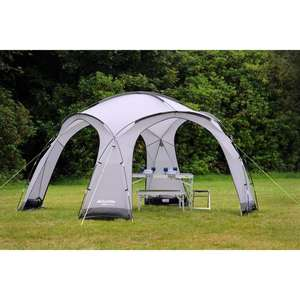 Eurohike camping dome shelter 12ftx12ft £98.99 delivered at  Millets