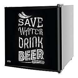 Kuhla Drink Beer Design Table Top Fridge £68 tesco Direct with free standard delivery
