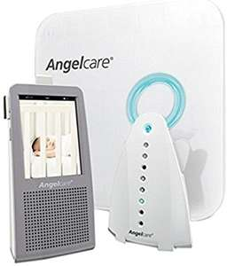Angelcare AC1100 Baby Movement Monitor, with Video - £85.00 Amazon