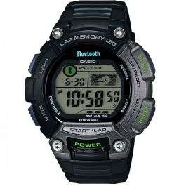 MENS CASIO BLUETOOTH CAPABILITY SMARTWATCH STB-1000-1EF was £80 - £40 @ Chapelle jewllery