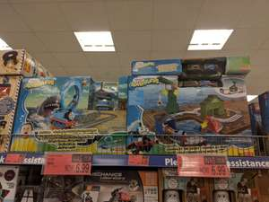 Thomas & Friends Adventures tracks sets only £6.99 at B&M